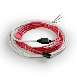 Тепла підлога Ensto TASSU двожильний кабель 300 Вт 2-2,5 м2