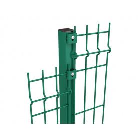 Столб H - 1,7м/ПВХ/60х40мм
