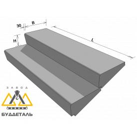 Східці бетонні ЛС-12-2 ДСТУ Б.В.2.6-56:2008