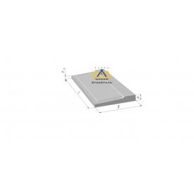Балконні плити ПЛ-3л/п (серія 87)