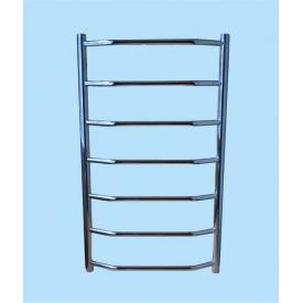 Водяной полотенцесушитель лестница трапеция 900х500