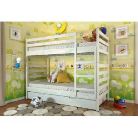 Двох'ярусне дитяче ліжко Ріо Arbor Drev 90х190