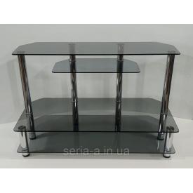 Тв-тумба Сан-Тропе 800х450х700 стеклянная