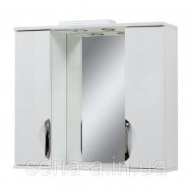 Зеркальный шкаф с подсветкой Z-11 75 Грация