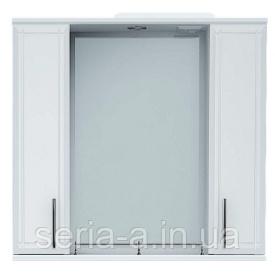 Зеркальный шкаф с подсветкой Z-11\4 85