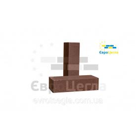 Гладкий цегла для забору гіперпресована 250х105х65 мм