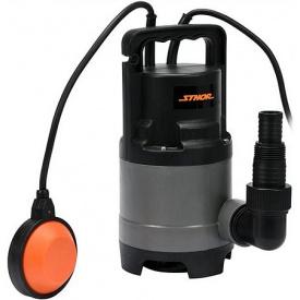 Насос для брудної води STHOR 500 вт 10000 л/ч 13,5 м (79782)