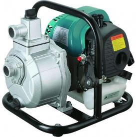 Мотопомпа Aquatica 1,6 л.с. Hmax 35 м Qmax 6 м3./ч (2-х тактный)