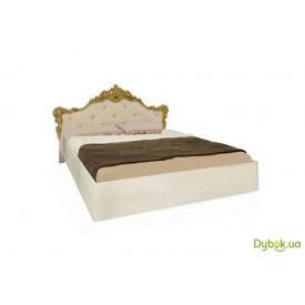 Ліжко 160 з м'якою спинкою (без каркасу) Дженніфер MiroMark