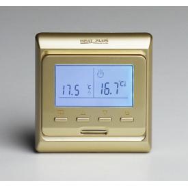Терморегулятор М6.716 (белый, серебряный, золотой) Gold