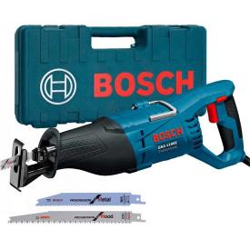Шабельна пила Bosch GSA 1100 E Professional в чемодані