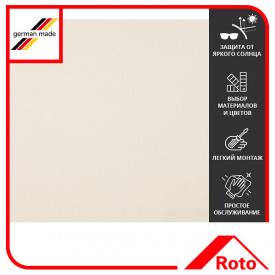 Шторка тканева Designo ZRE R4/R7 DE 07/14 M AL 1-R02