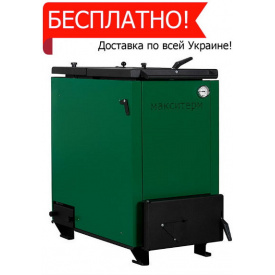 Шахтный котел Холмова Макситерм ЛЮКС 12 кВт