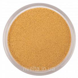Цветной песок RAL 1005 Золотисто-желтый