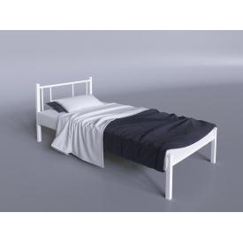 Металеве ліжко Амис-міні Тенеро односпальне біла