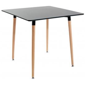 Обеденный стол Ксавьер Richman 120х80 см прямоугольная столешница МДФ на ножках Лофт