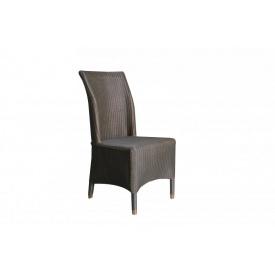 Плетенный стул CRUZO Париж лум серо-зеленый sd0743