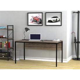 Письменный стол Loft-Design L-3p Серый дуб-палена