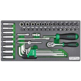 Набор инструмента TOPTUL GEA5004