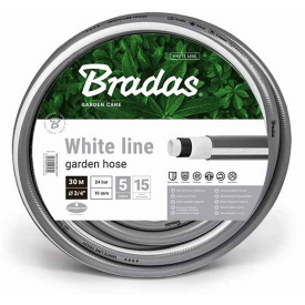 Шланг для полива Bradas WHITE LINE 5/8 дюйм (WWL5/850)