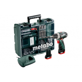 Набор Metabo PowerMaxx BS Basic Mobile Workshop