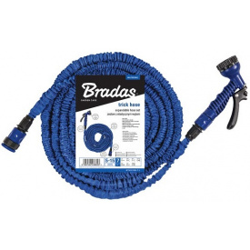 Растягивающийся шланг Bradas TRICK HOSE 10-30 м (WTH1030BL-T-L)