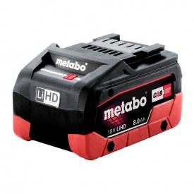 Аккумулятор Metabo LiHD 18 В 8.0 Ач (625369000)