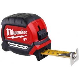 Рулетка Milwaukee 8 м (4932464600)