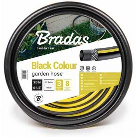 Шланг для полива Bradas BLACK COLOUR 5/8 дюйм 30м (WBC5/830)