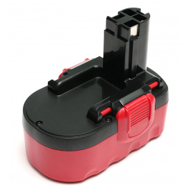 Аккумулятор PowerPlant для шуруповертов и электроинструментов BOSCH GD-BOS-18(A), 18 V, 1.5 Ah, NICD (DV00PT0032)
