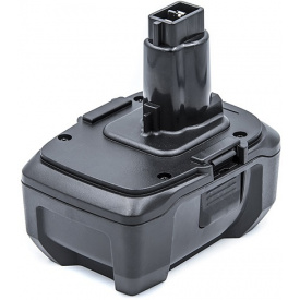 Аккумулятор PowerPlant для шуруповертов и электроинструментов DeWALT 18 V, 2 Ah, Li-ion (TB920662)