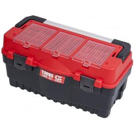 "Ящик для инструмента QBRICK SYSTEM S600 CARBO RED 22"" (SKRS600FCPZCZEPG001)"