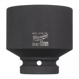 "Головка Milwaukee ShW 1"" 65 мм (4932471673)"