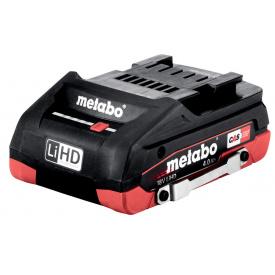 Аккумуляторный блок Metabo 18В, 4.0Аг LiHD (624989000)