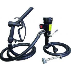 Электрический насос для дизеля и керосина Groz EOP/DC/24