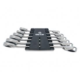 Набор ключей с трещоткой King Tony 12706MR (6 предметов)