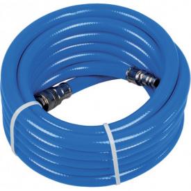 Шланг высокого давления Miol PU/PVC армированный 9,5х16 мм 15 м (81-352)