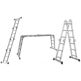 Лестница многоцелевая Flora 4x3 (5031314)