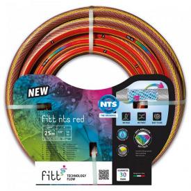 Шланг для полива Fitt NTS RED 3/4 дюйм (NTSRD3/425)