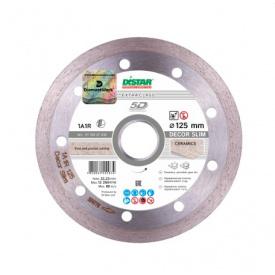 Алмазный диск Distar 1A1R 125x1,2x8x22,23 Decor Slim (11115427010)
