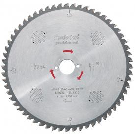 Пильный диск Metabo 167x20 HW/CT 40 WZ (628033000)
