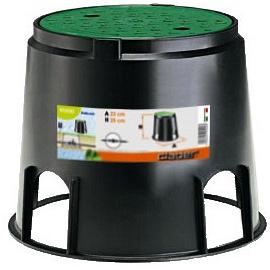 Коробка монтажная Claber на 1 клапан для подземного полива (79005)