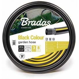 Шланг для полива Bradas BLACK COLOUR 1 дюйм 25м (WBC125)