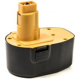 Аккумулятор PowerPlant для шуруповертов и электроинструментов DeWALT GD-DE-14, 14.4 V, 3 Ah, NIMH (TB920594)