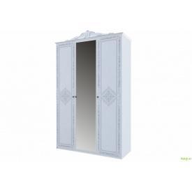 Шафа 3Д (із дзеркалами) + корона Луїза MiroMark