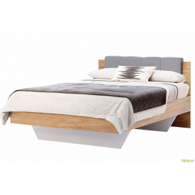 Ліжко 1.4 м'яка спинка без каркасу Рамона MiroMark