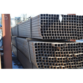 Труба тонкостенная стальная профильная 30х10 мм