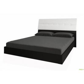 Ліжко 180 (м'яка спинка) без каркасу Віола MiroMark