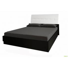 Ліжко 160 М'яка спинка (підйомне) з каркасом Терра MiroMark
