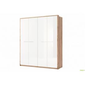 Шафа 4Д без дзеркал (Глянець) Нікі MiroMark